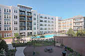 Post Park Apartments Pool Photography, Hyattsville, MD