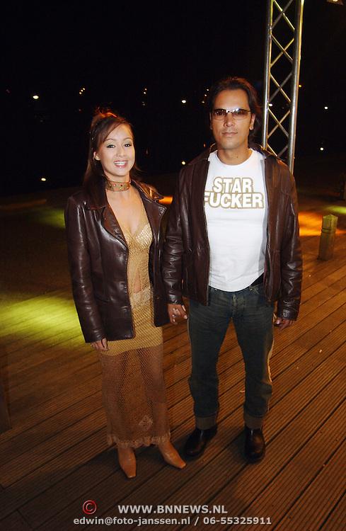 Premiere Goldmember Amsterdam, Jennifer de Jong en man Mike Kepel