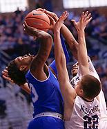 NCAA Basketball - Butler Bulldogs vs Seton Hall Pirates - Indianapolis, In