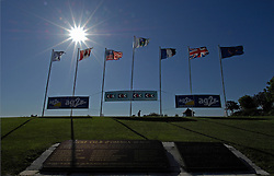 NORMANDY, FRANCE - MAY-01-2007 - Omaha Beach Golf Club -  (Photo © Jock Fistick)