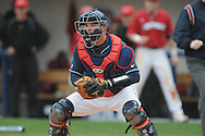 Mississippi catcher Taylor Hightower vs. Louisville at Oxford-University Stadium in Oxford, Miss. on Saturday, March 13, 2010. Ole Miss won 8-3.