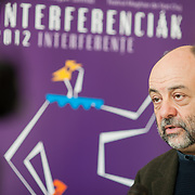 Interferenciak 2012 Press conf.