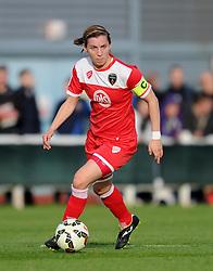 Bristol Academy's Grace McCatty - Photo mandatory by-line: Paul Knight/JMP - Mobile: 07966 386802 - 09/05/2015 - SPORT - Football - Bristol - Stoke Gifford Stadium - Bristol Academy Women v Arsenal Ladies FC - FA Women's Super League