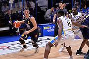 Mirza Alibegovic<br /> Vanoli Cremona - Fiat Auxilium Torino<br /> Lega Basket Serie A 2016/2017<br /> Cremona, 12/02/2017<br /> Foto Ciamillo-Castoria