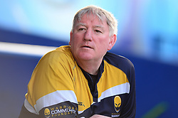 Worcester Warriors fan - Mandatory by-line: Dougie Allward/JMP - 04/02/2017 - RUGBY - BT Sport Cardiff Arms Park - Cardiff, Wales - Cardiff Blues v Worcester Warriors - Anglo Welsh Cup