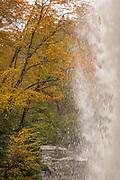 Dry Falls in Fall