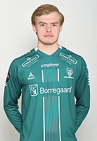 Fotball , Eliteserien 2019 , portrett , portretter , Sarpsborg<br /> Sander Thulin