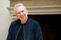 French designer Jean Paul Gaultier attends the 'Prix Dialogo' press conference at the French Embassy on June 4, 2013 in Madrid, Spain. Photo by : Oscar Gonzalez / i-Images.<br /> SPAIN OUT