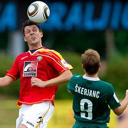 20100718: SLO, Football - PrvaLiga, NK Olimpija vs NK Rudar
