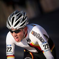 HUYBERGEN (NED) veldrijden <br />WK 2008-2009<br />U23 Worldchampion 2008-2009 Philipp Walsleben