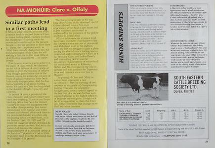 All Ireland Senior Hurling Championship Final,.03.09.1989, 09.03.1989, 3rd September 1989, .Antrim v Tipperary, .03091989AISHCF,.Tipperary 4-24, Antrim 3-9,.South Eastern Cattle Breeding Society LTD, Dovea, Thurles,