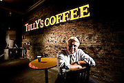 Tom O'Keef, Founder & CEO of Tully's Coffee