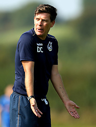 Darrell Clarke manager of Bristol Rovers oversees training - Mandatory by-line: Robbie Stephenson/JMP - 15/09/2016 - FOOTBALL - The Lawns Training Ground - Bristol, England - Bristol Rovers Training