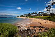 Ulua Beach, Wailea, Maui, Hawaii