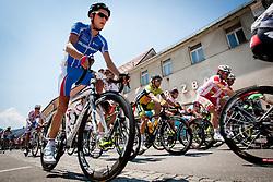 during 4th Stage Brezice - Novo Mesto (155,8 km) at 20th Tour de Slovenie 2013, on June 16, 2013, in Brezice, Slovenia. (Photo by Urban Urbanc / Sportida.com)