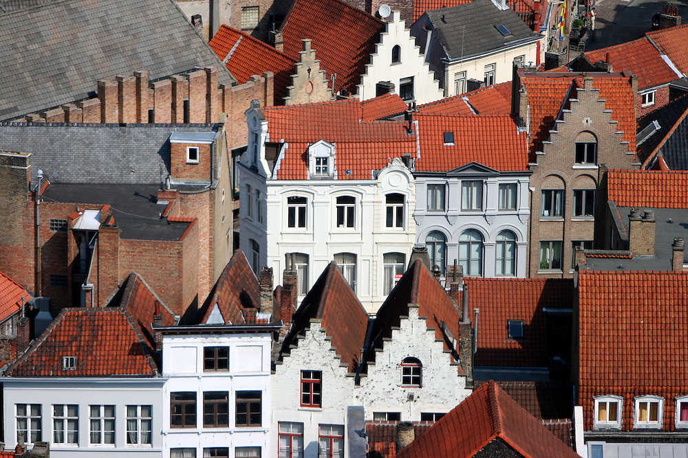 Images of Bruges and the surrounding countryside