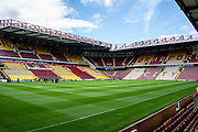 A general view of the Utilita Energy Stadium before the EFL Sky Bet League 2 match between Bradford City and Northampton Town at the Utilita Energy Stadium, Bradford, England on 7 September 2019. the EFL Sky Bet League 2 match between Bradford City and Northampton Town at the Utilita Energy Stadium, Bradford, England on 7 September 2019.