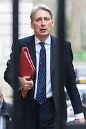 UK Cabinet Meeting 090216