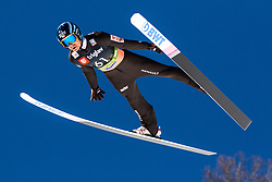 Jakub Wolny (POL) during the Qualification round of the Ski Flying Hill Individual Competition at Day 1 of FIS Ski Jumping World Cup Final 2019, on March 21, 2019 in Planica, Slovenia. Photo by Matic Ritonja / Sportida