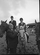 Three Day Equestrian Event.06-09/08/1986