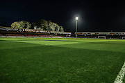 Bootham Crescent during the Sky Bet League 2 match between York City and Dagenham and Redbridge at Bootham Crescent, York, England on 20 October 2015. Photo by Simon Davies.