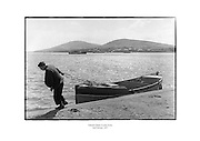Scenic view of Valentia Island, County Kerry.<br />