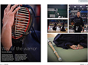All-Japan Kendo Tournament. For the magazine of the Foreign Correspondents Club of Japan. February 2014.