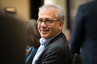 DEU, Deutschland, Germany, Berlin, 02.03.2018: Hessens Wirtschaftsminister Tarek Al-Wazir (Die Grünen) bei einer Sitzung im Bundesrat.