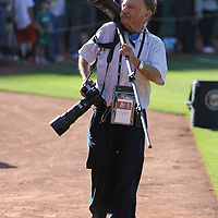(Photograph by Bill Gerth/7/28/17)  Peter Read Miller Workshop at Oakland Coliseum, Oakland CA on 7/28/17.