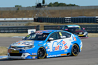 #41 Glynn GEDDIE AmDTuning.com with AutoAid/RCIB Insurance Racing MG6 GT  during BTCC Practice  as part of the Dunlop MSA British Touring Car Championship - Rockingham 2018 at Rockingham, Corby, Northamptonshire, United Kingdom. August 11 2018. World Copyright Peter Taylor/PSP. Copy of publication required for printed pictures.