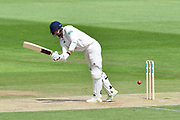 James Vince of Hampshire batting during the Specsavers County Champ Div 1 match between Hampshire County Cricket Club and Surrey County Cricket Club at the Ageas Bowl, Southampton, United Kingdom on 11 June 2018. Picture by Graham Hunt.