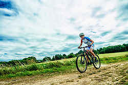 24-06-2017 NED: Training We Bike 2 Change Diabetes, Landgraaf<br /> Oefenweekend voor 15 deelnemers die in september de Tour de Mont Blanc gaan doen. Marion