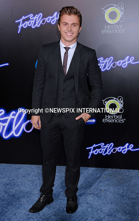 "KENNY WORMALD.attends the ""Footloose""  Premiere at the Regency Village Theater, Westwood, Los Angeles_03/10/2011.Mandatory Photo Credit: ©Crosby/Newspix International. .**ALL FEES PAYABLE TO: ""NEWSPIX INTERNATIONAL""**..PHOTO CREDIT MANDATORY!!: NEWSPIX INTERNATIONAL(Failure to credit will incur a surcharge of 100% of reproduction fees).IMMEDIATE CONFIRMATION OF USAGE REQUIRED:.Newspix International, 31 Chinnery Hill, Bishop's Stortford, ENGLAND CM23 3PS.Tel:+441279 324672  ; Fax: +441279656877.Mobile:  0777568 1153.e-mail: info@newspixinternational.co.uk"