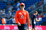Eoin Morgan of England before the International T20 match between England and India at the SWALEC Stadium, Cardiff, United Kingdom on 6 July 2018. Picture by Graham Hunt.