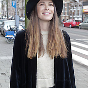 NLD/Amsterdam/20120308 - BN' ers ontwerpen kleding voor Barbie, Robine van der Meer