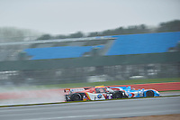 Bert Longin (BEL) / Giorgio Maggi (CHE) / Marcello Marateotto (CHE)  #8 Race Performance, Ligier JS P3, Nissan VK50VE 5.0 L V8, during Free Practice 1  as part of the ELMS 4 Hours of Silverstone 2016 at Silverstone, Towcester, Northamptonshire, United Kingdom. April 15 2016. World Copyright Peter Taylor. Copy of publication required for printed pictures.