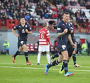 23-11-2013 Hamilton v Dundee
