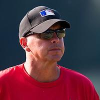 Baseball - MLB European Academy - Tirrenia (Italy) - 22/08/2009 - Wally Joyner