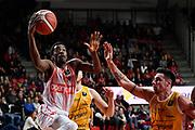 Jason Clark<br /> Openjobmetis Varese - Carpegna Prosciutto Basket Pesaro<br /> Basket Serie A LBA 2019/2020<br /> Varese 15 December 2019<br /> Foto Mattia Ozbot / Ciamillo-Castoria