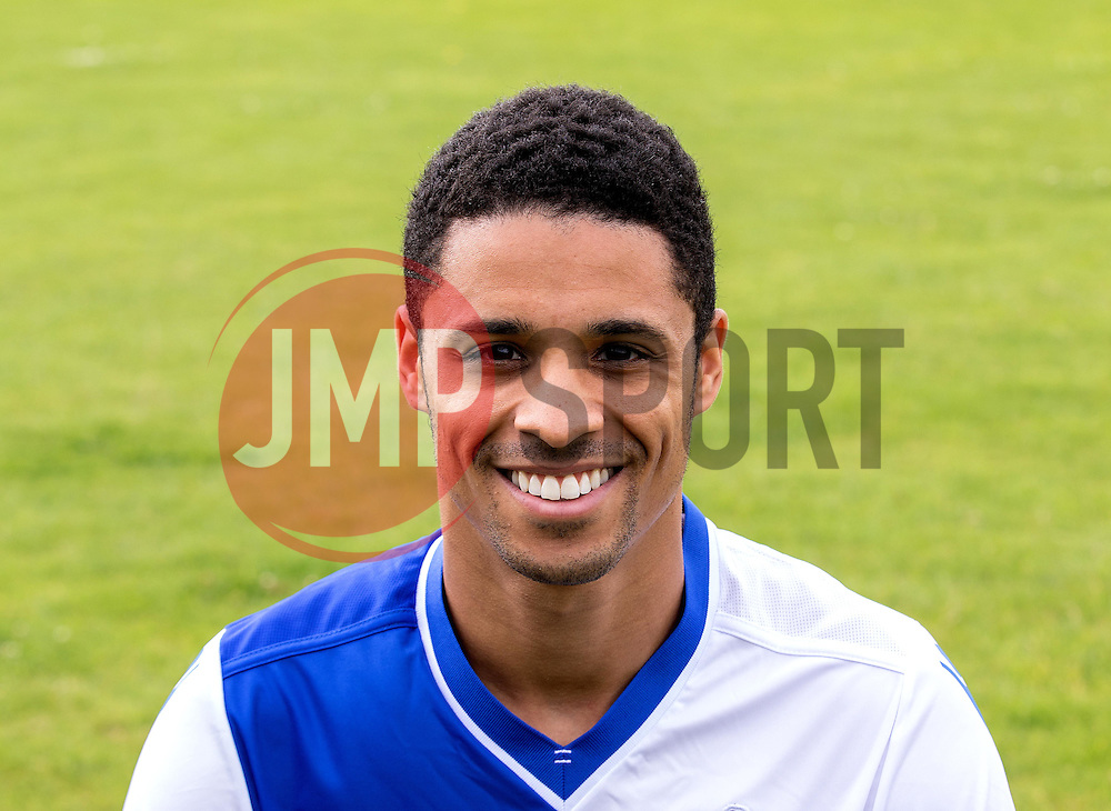 Daniel Leadbitter of Bristol Rovers - Mandatory by-line: Robbie Stephenson/JMP - 04/08/2016 - FOOTBALL - The Lawns Training Ground - Bristol, England - Bristol Rovers Head Shots