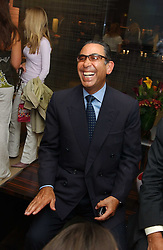 PROF.DAVID KHALILI  at a party to celebrate the publication of 'The Russian House' by Ella Krasner held at De Beers, 50 Old Bond Street, London W1 on 9th June 2005.<br /><br />NON EXCLUSIVE - WORLD RIGHTS