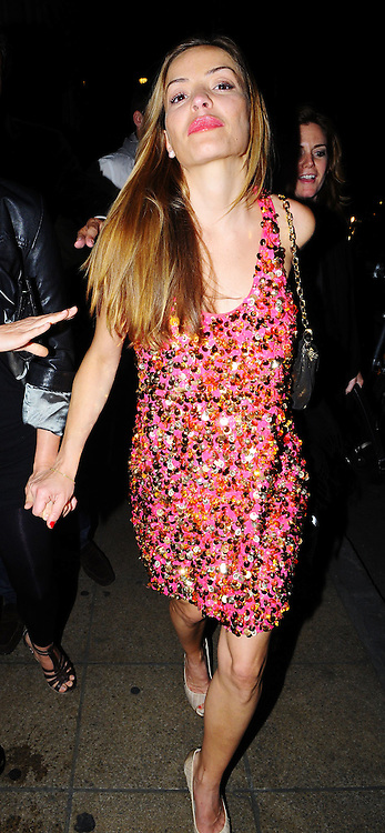 30.MAY.2009 - LONDON<br /> <br /> ELEN RIVES LEAVING MOVIDA NIGHT CLUB AT 4.30AM, 30 MINUTES AFTER EX-HUSBAND FRANK LAMPARD WHO LEFT AT 4.00AM.<br /> <br /> BYLINE MUST READ : EDBIMAGEARCHIVE.COM<br /> <br /> *THIS IMAGE IS STRICTLY FOR UK NEWSPAPERS &amp; MAGAZINES ONLY* <br /> *FOR WORLDWIDE SALES OR WEB USE PLEASE CONTACT EDBIMAGEARCHIVE - 0208 954-5968*