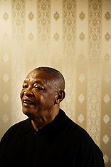 Jazz musician Hugh Masekela (december 2009)