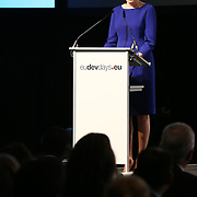 20150603- Brussels - Belgium - 03 June2015 - European Development Days - EDD  - Queen Mathilde of Belgium at the EDD during the Right to quality education seminar © EU/UE