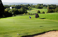 SAINT OMER (France) - Hole12 . AA Saint-Omer Golf Club. Copyright Koen Suyk
