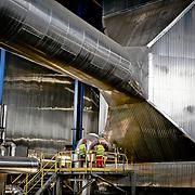 Sistema trattamento fumi <br /> Trattamento Rifiuti Metropolitani SpA, termovalorizzatore di Torino. E' un impianto per la combustione di rifiuti solidi urbani.<br /> <br /> Flue gas treatment system<br /> TRM SpA, incinerator of Turin. It 'a plant for the combustion of municipal solid waste.