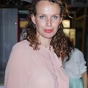 NLD/Amsterdam/20120718 - Boekpresentatie Regina Romeijn 'Vet man, zo'n baby!', Kim Pieters