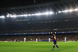 Lionel Messi of Barcelona in action - Mandatory by-line: Matt McNulty/JMP - 14/03/2018 - FOOTBALL - Camp Nou - Barcelona, Catalonia - Barcelona v Chelsea - UEFA Champions League - Round of 16 Second Leg
