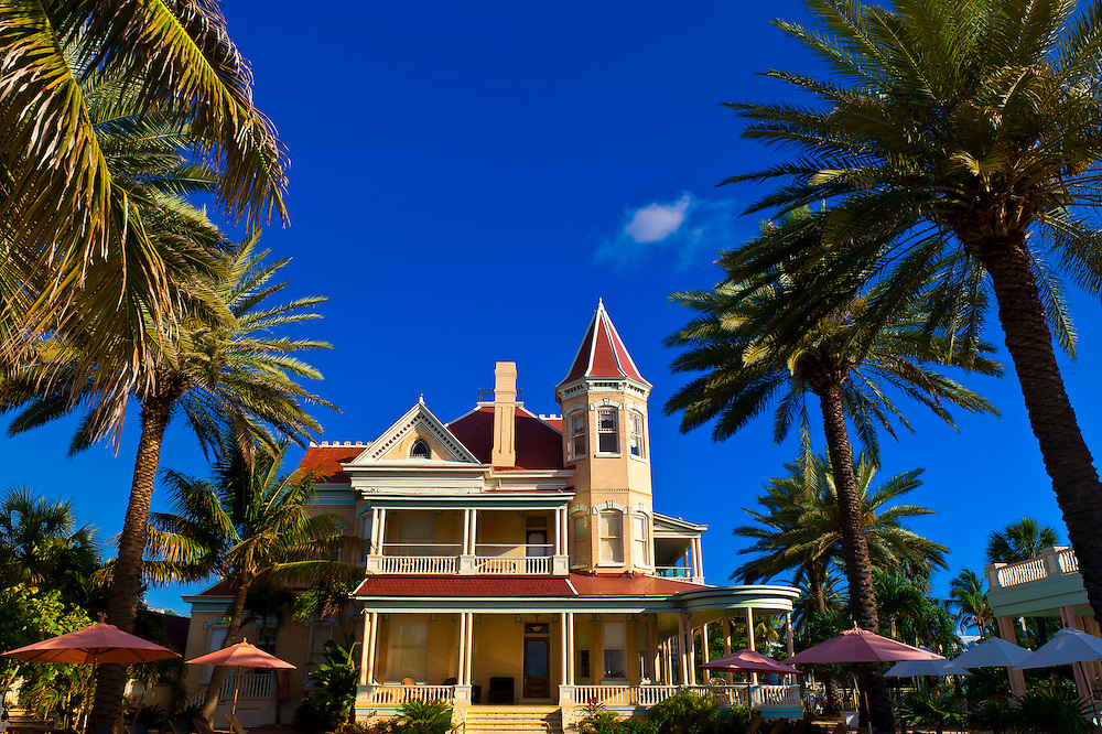Southernmost Point Guest House, Key West, Florida Keys, Florida USA