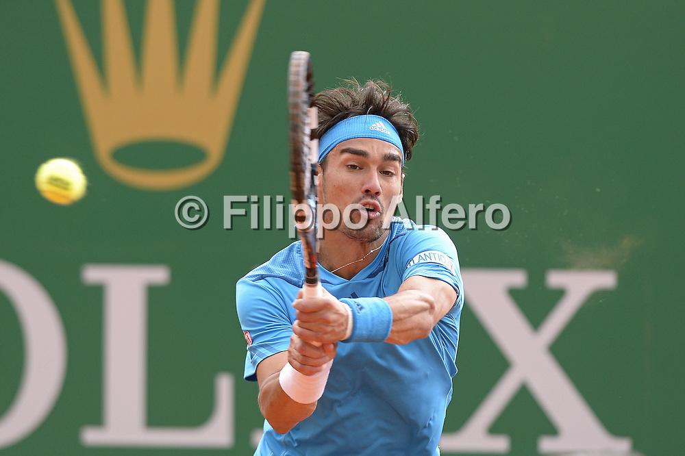 &copy; Filippo Alfero<br /> Monte-Carlo Tennis Masters 2014<br /> Monaco, 16/04/2014<br /> sport tennis<br /> Nella foto: